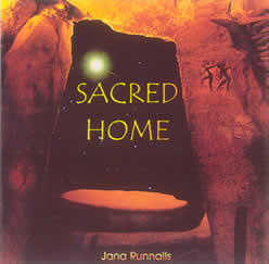 Sacred Home CD cover